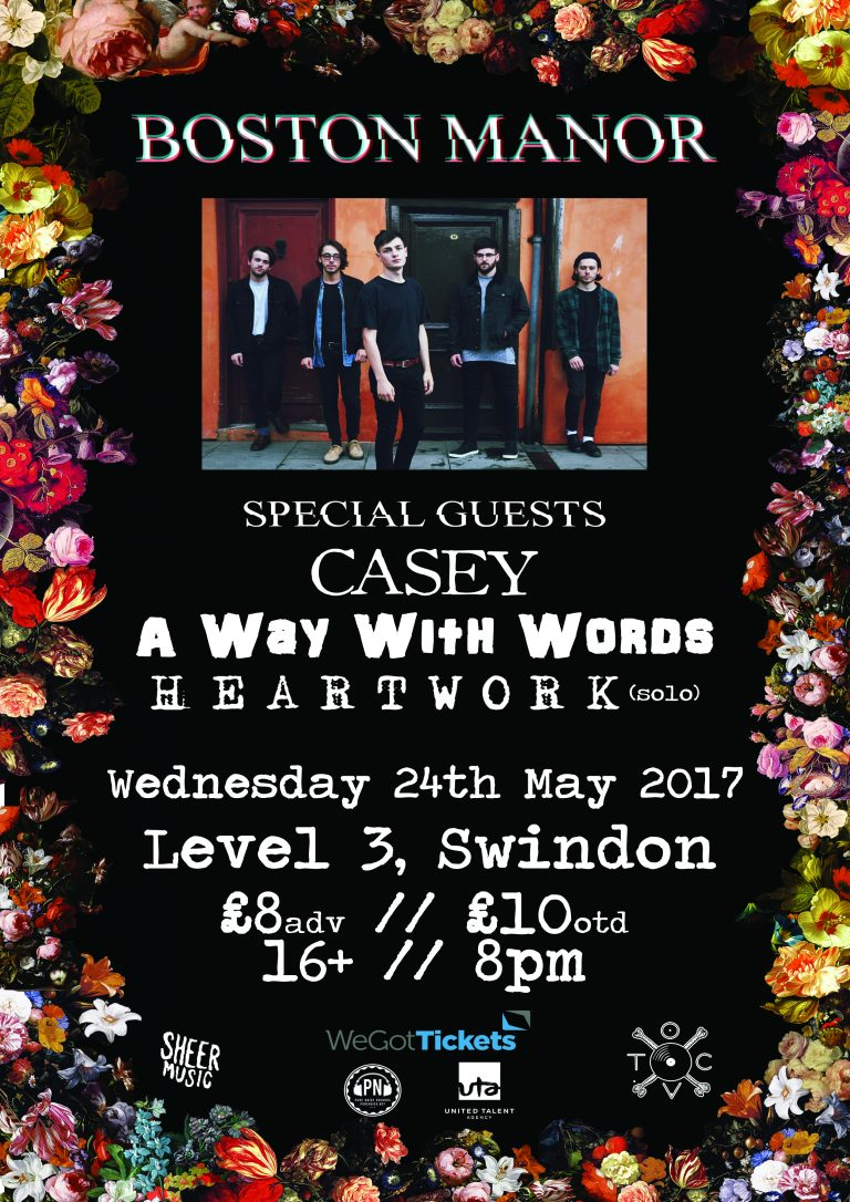 Boston Manor make their Swindon debut