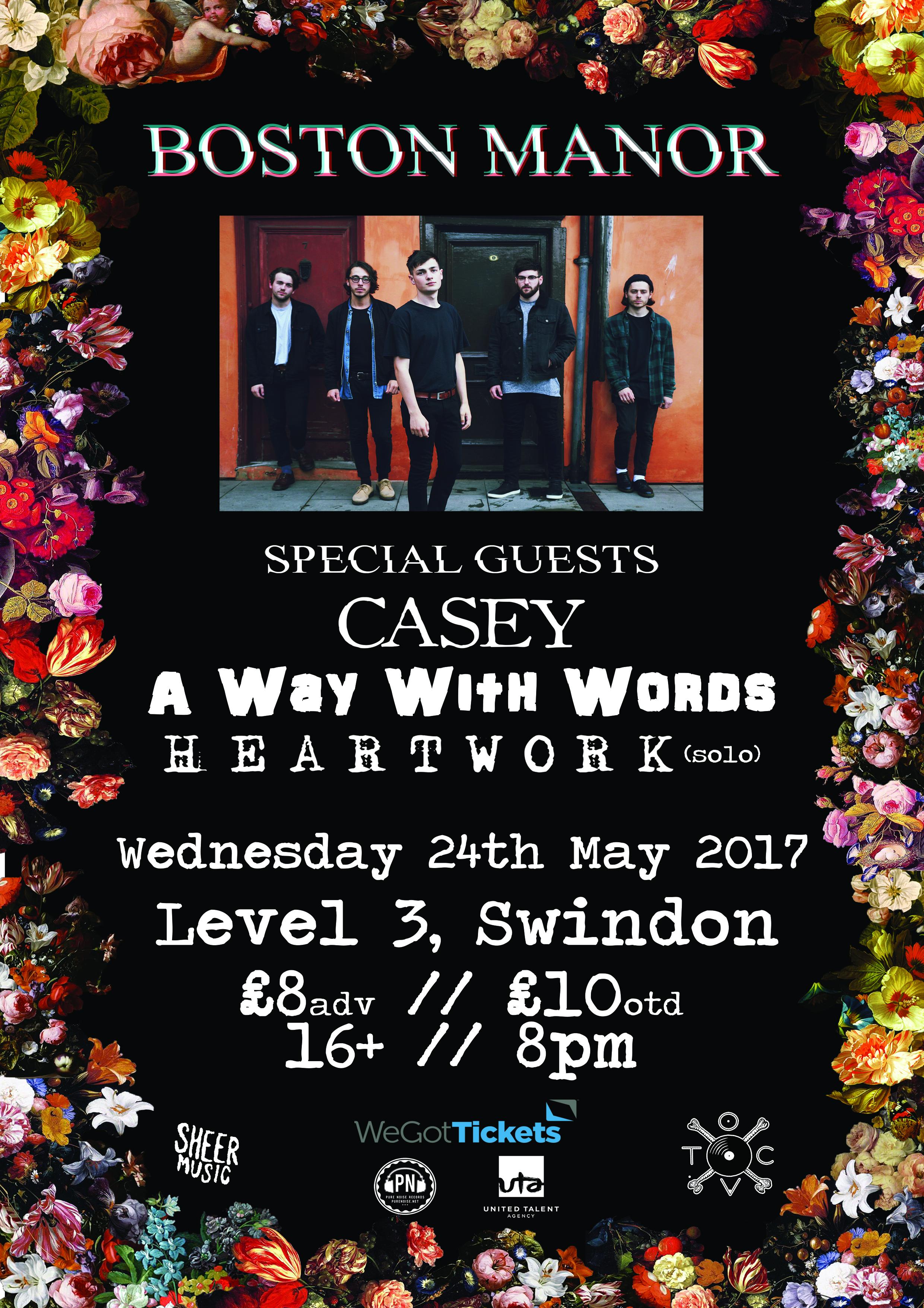 Boston Manor make their Swindon debut