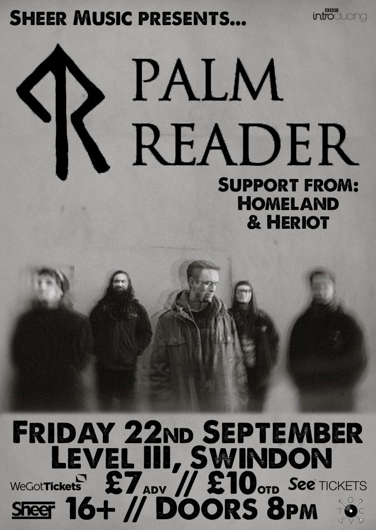 Palm Reader return to the West Country