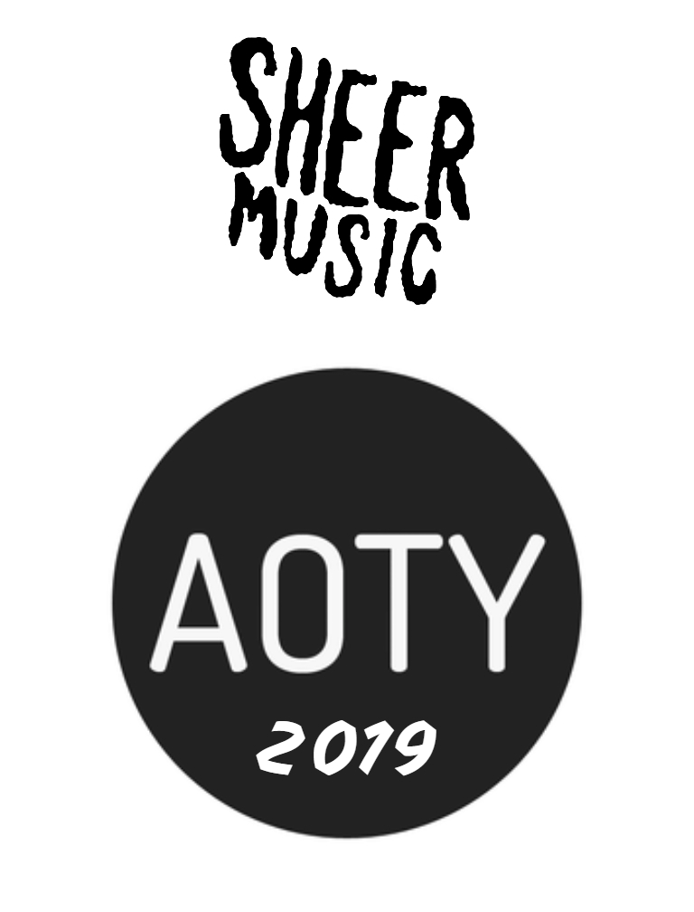 Sheer Music's AOTY 2019