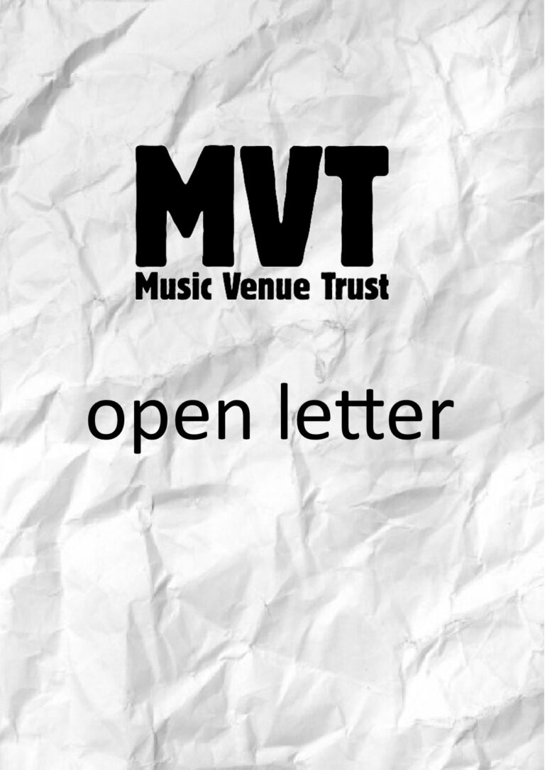 MVT Open Letter to the UK Government